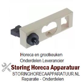 054107517 - Piëzo-ontsteker passend voor Minisit aansluiting F6,3x0,8 met afdekkap ø 22mm