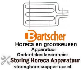 203418545 - Verwarmingselement 3100W 230V voor oven BARTSCHER