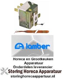 390390460 - Thermostaat t.max. 90°C instelbereik 30-90°C LAMBER