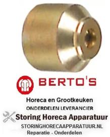 201100203 - Waakvlaminspuiter flessengas voor friteuse BERTOS