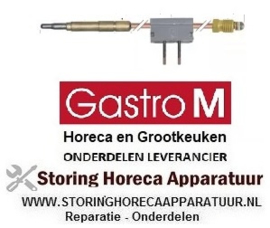 86667216700 - Thermokoppel SIT met onderbreker M9x1 L 600 mm passend voor bakplaat GASTRO M