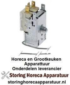 323390996 - Thermostaat voeler ø 2mm capillaire 2250mm verdamper KASTEL