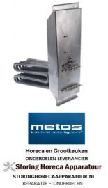 1166A037484 - Verwarmingselement 15000W 220V  L 310mm B 230mm H 130mm METOS