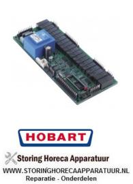 90389750222 - Printplaat vaatwasser GX/FX/HX passend voor HOBART zonder EPROM