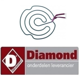 PIZZA PLETTER DIAMOND ONDERDELEN