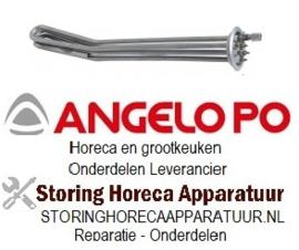 944416600 - Verwarmingselement 7000W 400V voor Angelo Po