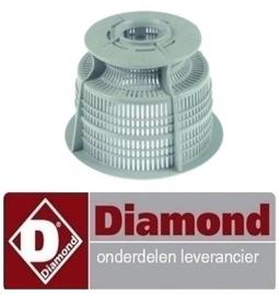 510121052 -  Rondfilter DIAMOND 015/25D-NP