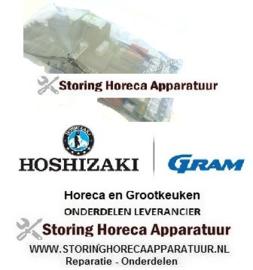 437761256118 - Hoofdbesturingsprintplaat koelkast GRAM K1807CSHSL K1807CSHA