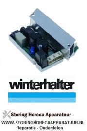 30330000121 - Frequentieregelaar set voor vaatwasser 200-240V - 50/60 - Winterhalter