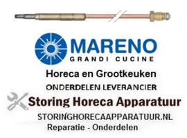 501107602 - Thermokoppel L 850mm steekhuls ø 6,0 mm MARENO