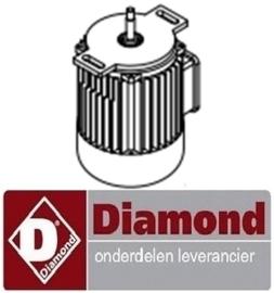 778F2686 - Motor 230 volt voor aardappelschilmachine DIAMOND PPF-18