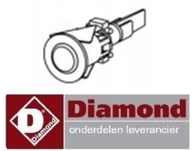147.66001.55 - Signaallamp voor DIAMOND OSMOSE RS15/AT+RS15/PP