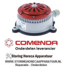 102350158 - Alarmgever 24VAC ø 105mm H 63,5mm schroefbevestiging bevestiging ø 114 95dB