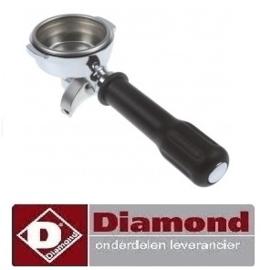 97175002500 - Zeefhouder compleet DIAMOND COMPACT LINE