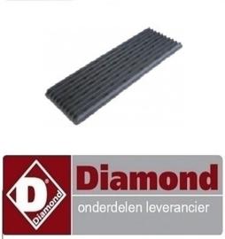 G65/GPL7T - DIAMOND ALPHA 650 LAVA STEENGRILL ONDERDELEN