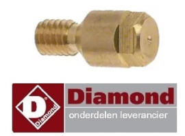 168R.TCU.7006.47 - Waakvlaminspuiter aardgas DIAMOND C6GA11-SP