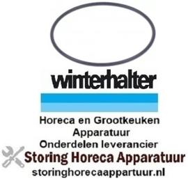 124532644 - Pompdekselpakking waspomp voor vaatwasser WINTERHALTER