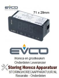 300378443- Elektronische regelaar EVCO Type EV3X21N7 Touch