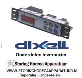 146378222 - Elektronische regelaar DIXELL XW20LS-5N0C1 inbouwmaat 150x30mm inbouwdiepte 50mm 230V