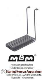 723418497 - Verwarmingselement 5500W  voor MBM