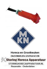523359864 - Signaallamp ø 10mm 230V rood voor MKN