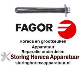1263755946 - Boiler verwarmingselement 9500 Watt - 230 Volt voor vaatwasser FAGOR