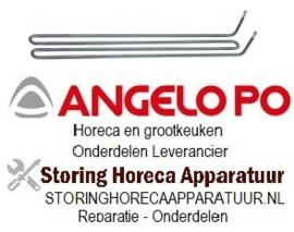 917416679 - Verwarmingselement 2200W 400V voor Angelo Po grillplaat