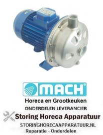 "822500333 - Waspomp voor vaatwasser MACH ingang ø 1 1/4"" ID uitgang ø 1"""