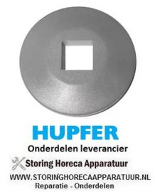3237.001.57 - Stootrol AD ø 99 mm grijs HUPFER