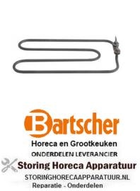 447416067 - Verwarmingselement 1380W 230V voor BARTSCHER FRIETBAK