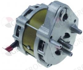 499081 - Motor 230V 50Hz schacht ø 15mm schachtlengte 34mm L 130mm