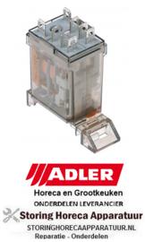 475380183 - Vermogensrelais FINDER 230VAC 12A voor  ADLER PM50