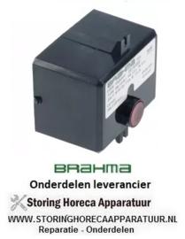 843102340 - Gasbranderautomaat BRAHMA type SM191.1 , Brahma, Electrolux, Zanussi