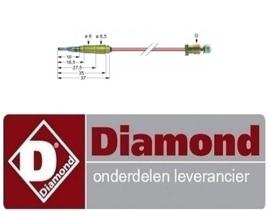 236RTCU900474 - Thermokoppel DIAMOND G99/GPLA1-N , G99/GPLA2-N