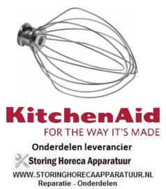 567699393 - Garden asafname ø 12,7mm H 185mm passend voor KitchenAid