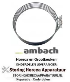 154418197 - Verwarmingselement 15000W 230V VC 3 ID ø 512mm AD ø 530mm AMBACH