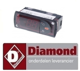 705R055PJ32 - ELEKTRONISCHE THERMOSTAAT DIAMOND MY15/A1