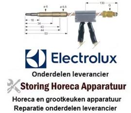 305107863 - Thermokoppel met onderbreker M9x1 L 1000mm steekhuls ø6,0(6,5)mm ELECTROLUX