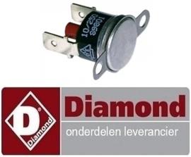 142236047 - Tank veiligheidsthermostaat 95°C voor vaatwasser DIAMOND DC502