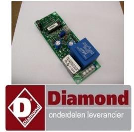 116E10.147 - Sturings printplaat voor slagroommachine DIAMOND MCV/2