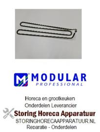 1696500815 - Verwarmingselement 2500W 230V Voor 90/120 BRE kantel braadpan MODULAR
