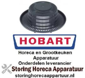 253524830 - Rondfilter ø 136mm H 47mm voor vaatwasser HOBART
