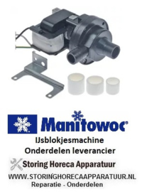 5184.993.55 - Pomp REGAL BELOIT 47W 220-240V 50Hz voor ijsmachine Manitowoc
