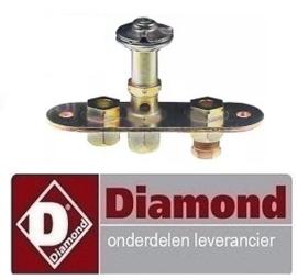 8980C0744 - Waakvlambrander DIAMOND KOOKKETEL G22/M1008-N