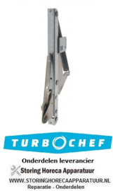 6286.915.12 - Deurscharnier inbouwpositie rechts passend voor Turbochef NGC,
