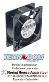 6236010801 - Axiaalventilator 230V 23/20W voor Tecnodom