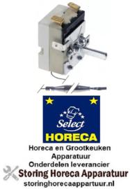 119390968 - Regelthermostaat t.max. 185°C voor friteuse HORECA-SELECT