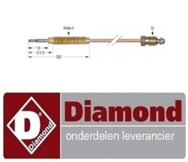 627.4.0.100.0055 - THERMOKOPPEL DIAMOND BMG-1/1