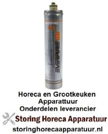 355530103 - Waterfilter EVERPURE type 4H capaciteit 11355l stroomsnelheid 114l/h werkdruk max. 10bar