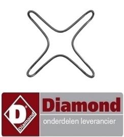 471A65/G-RID - Reductierooster DIAMOND
